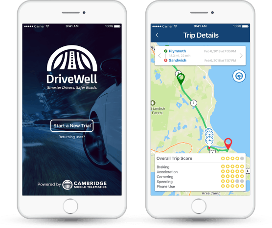 Agency Checklists, MA Insurance News, Mass. Insurance News, CMT, Cambridge Mobile Telematics, Telematics, MIT Telematics company, telematics in Mass., DriveWell