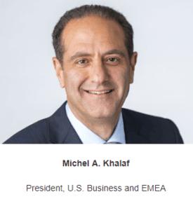 MA Insurance News, Mass. Insurance News, MetLife, Michel A. Khalaf