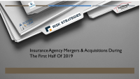 Insurance agency acquisitions in Massachusetts