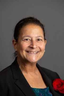 2020 Insurance Library President Leslie Emack