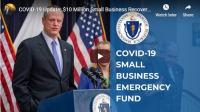 COVID19 Response in Massachusetts