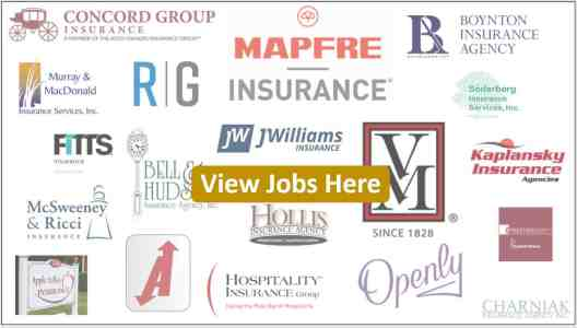 Insurance Jobs | Massachusetts