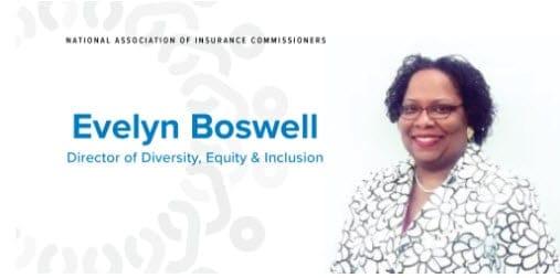 NAIC's New Diversity Director