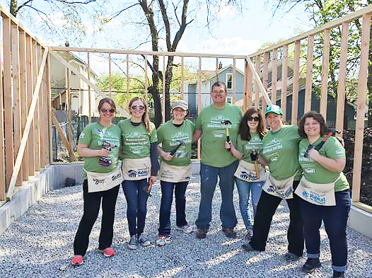 Habitat for Humanity National Women Build Week 2016