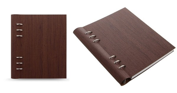 Filofax clipbook a5 clipbook - architexture rosewood