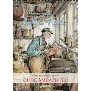 Anton Pieck 'Oude Ambachten'