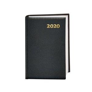 Agenda 2020-2021 Ryam A5 18 maanden 1 dag/1 pagina zwart