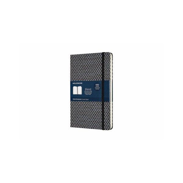 Notitieboek Moleskine Limited Blend 19 L 130x210mm lijn black