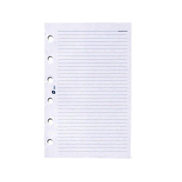 Notitiepapier Succes Junior gelinieerd wit