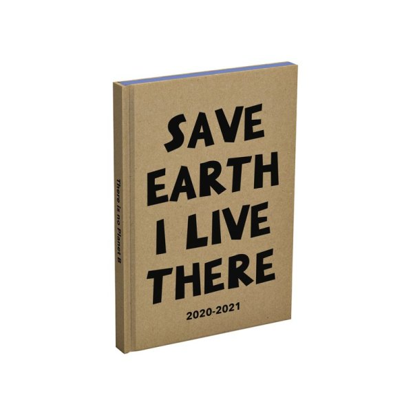Schoolagenda 2020-2021 No Planet B
