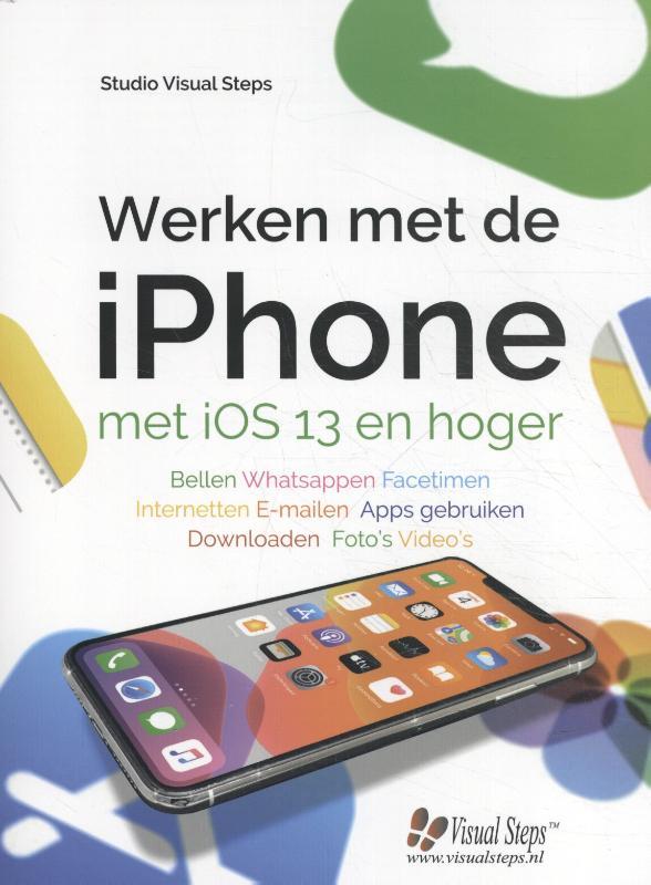 Computergidsen - Werken met de iPhone