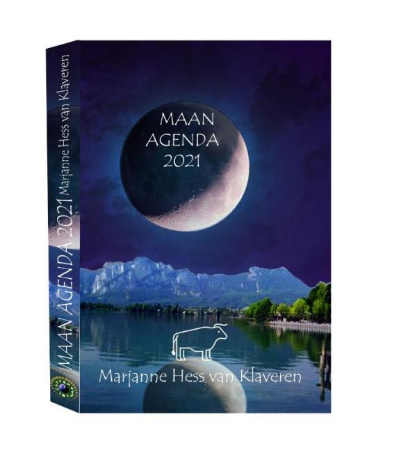 Maankalenders 9 - Maan Agenda 2021