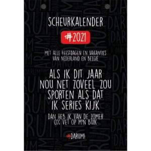 Darum Scheurkalender 2021
