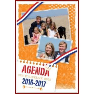 Agenda ons Koninklijk Huis 2016-2017