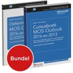 Cursusboek MOS Outlook 2013 en 2016