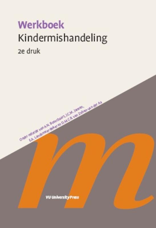 Werkboeken Kindergeneeskunde - Werkboek Kindermishandeling
