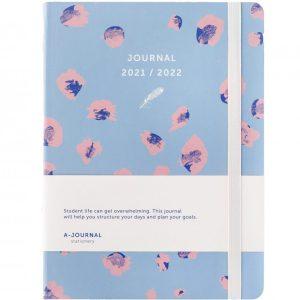 A-Journal Schoolagenda 2021/2022 - Luipaard