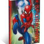 Spiderman Schoolagenda 2021/2022