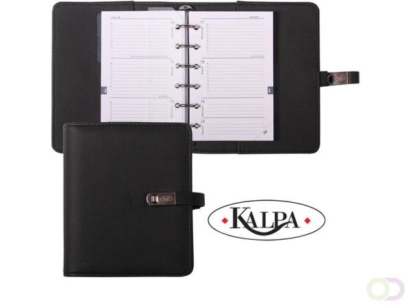 Agenda 21-22 organizer Kalpa Pocket - Nerf Zwart