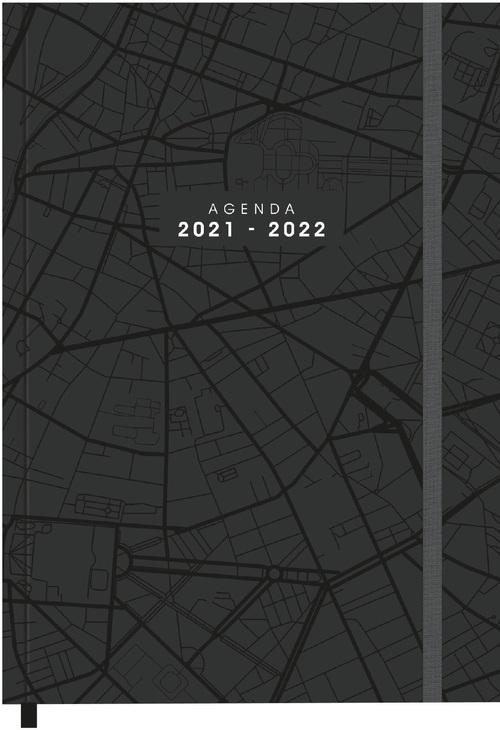 Agenda A4 D7 21/22 - Hardcover (8719231214217)