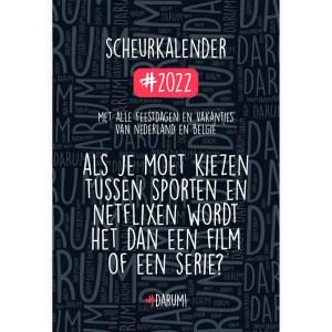 Darum Scheurkalender 2022