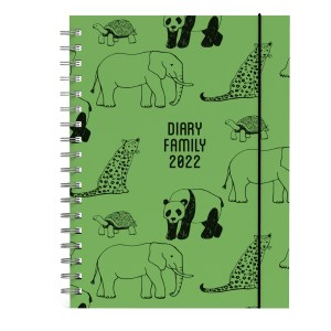 EC-OOOH Familie Agenda 2022