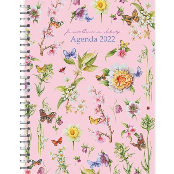 Janneke Brinkman Bureau Agenda 2022 Bloesem