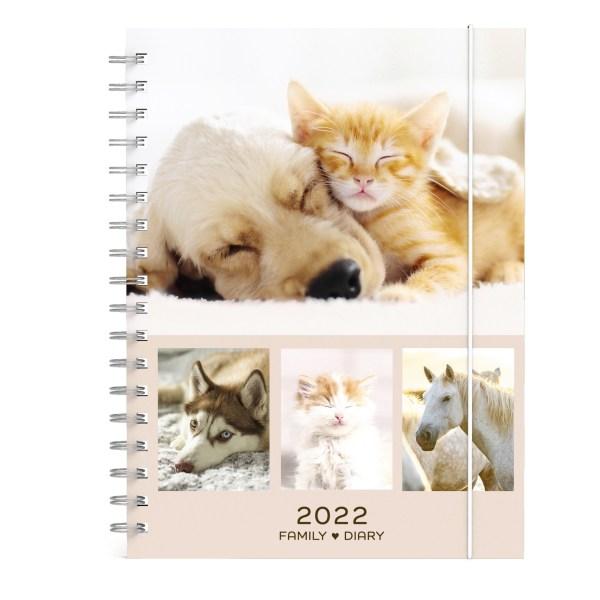 My Favorite Friends Familie Agenda 2022
