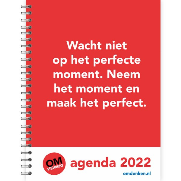 Omdenken Bureau Agenda 2022
