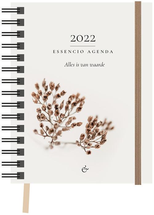 Essencio Agenda klein (A6) - Essencio - Paperback (9789491808777)