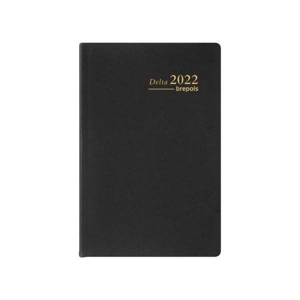 Agenda Delta SETA 2022 zwart