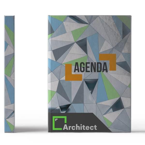 Agenda (hardcover) A5 Liggend
