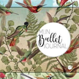 Mijn Bullet Journal Kolibrie