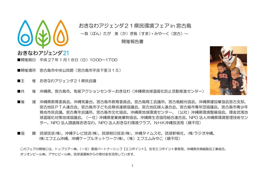 H26_environmental-fair-report_1