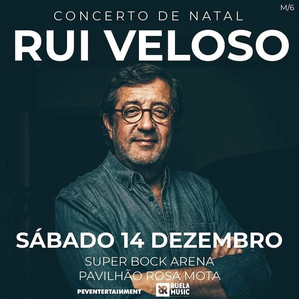 Rui Veloso no Super Bock Arena
