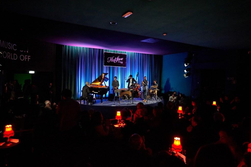 Hot five Uptown - Jazz ao Vivo no porto