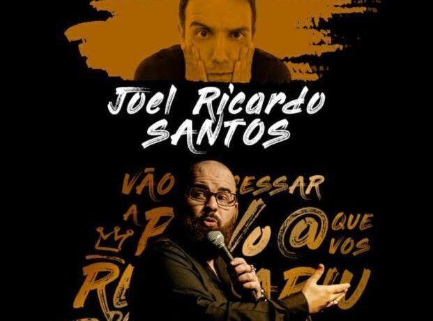 RÚBEN BRANCO CONVIDA JOEL RICARDO SANTOS TEATRO SÁ DA BANDEIRA