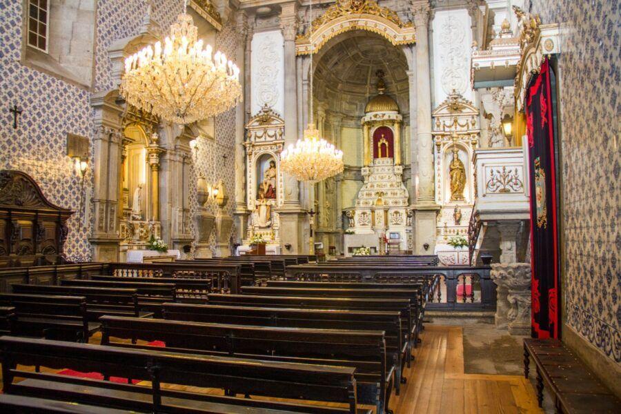 MMIPO - Museu da Misericórdia do Porto igreja_SCMP