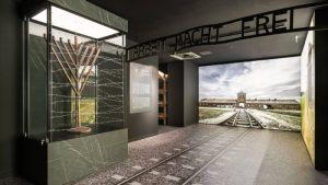 Inauguração Museu do Holocausto porto