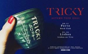 TRICKY AUTUMN TOUR 2021