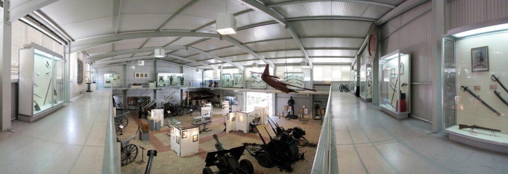 Museu Militar do Porto - Pavilhão das Armas