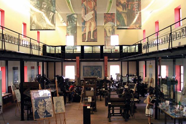 Museu Nacional da Imprensa - Porto