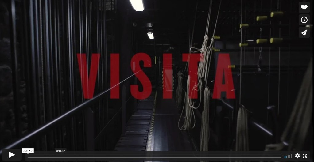 Visita documentario luis porto