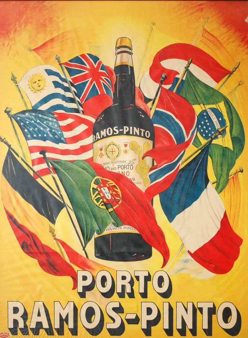 Vinho do Porto Adriano Ramos Pinto