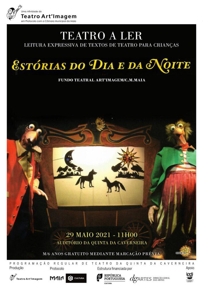 Estórias do dia e da noite - Jorge Constante Pereira