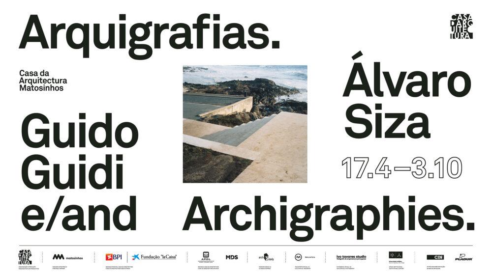 Arquigrafias - Guido Guidi e Álvaro Siza