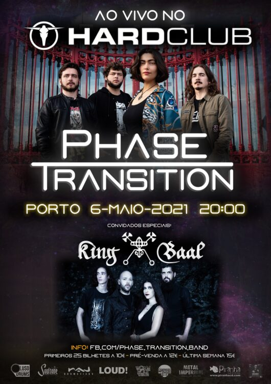 Phase Transition + King Baal no Hard Club