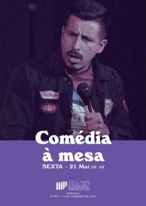 Comédia à Mesa - Ricardo Couto + Fernando Laguna no Maus Hábitos