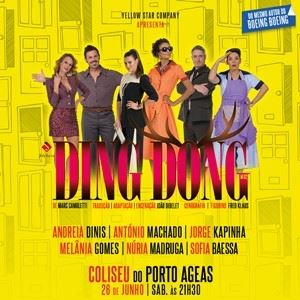 DING DONG no Coliseu do Porto