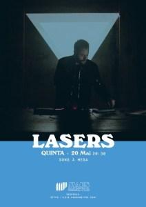 Sons à Mesa - Lasers no Maus Hábitos
